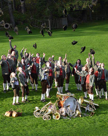 Musikverein Trattenbach Gruppe
