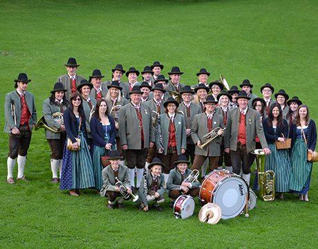 Mitglieder Musikverein Trattenbach